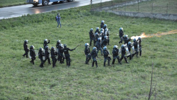 Valsusa, estate 2021: lo Stato italiano schiera 10.000 agenti contro i NoTav