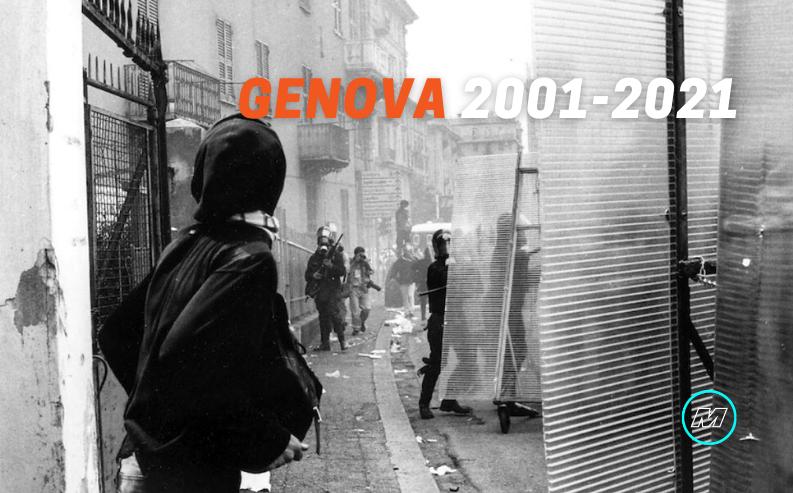Genova. Per sempre – Intervista con Xina