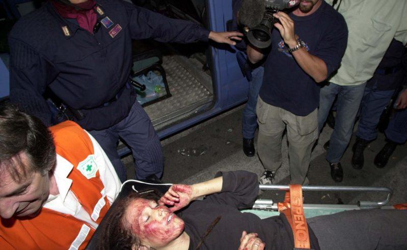Massacro della Diaz – La Corte europea dei diritti: «Inammissibili i ricorsi degli agenti»