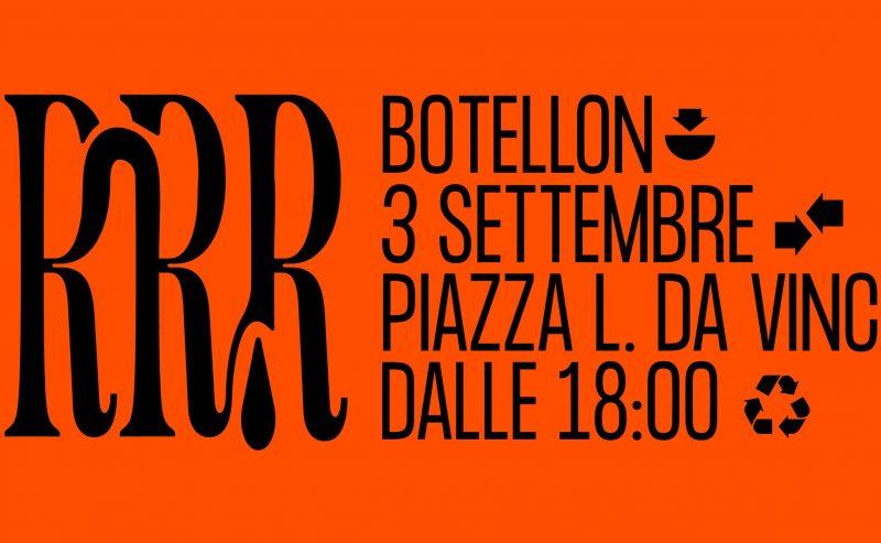 3/09 – RRR Botellon @ piazze Leo
