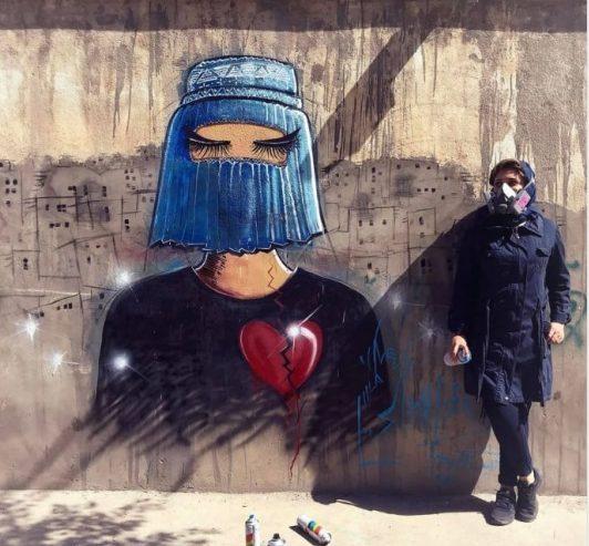 Con le donne e le persone LGBTQIA+ in Afghanistan!