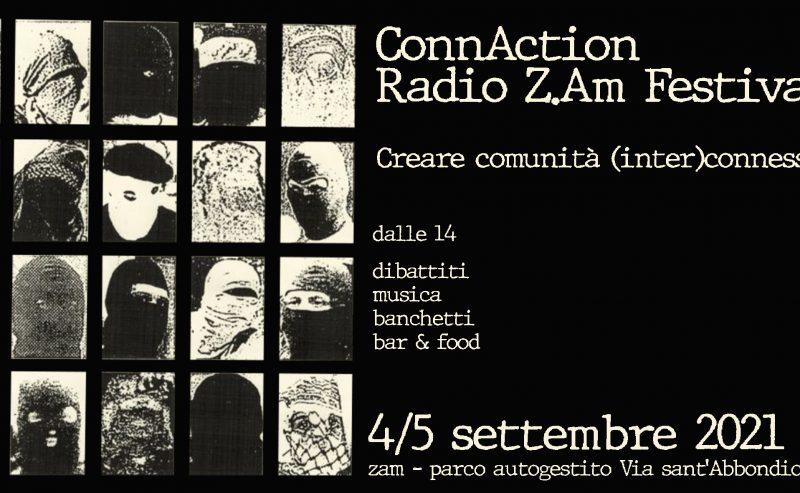 ConnAction Fest – Radio Zeta-AM – 4 / 5 settembre