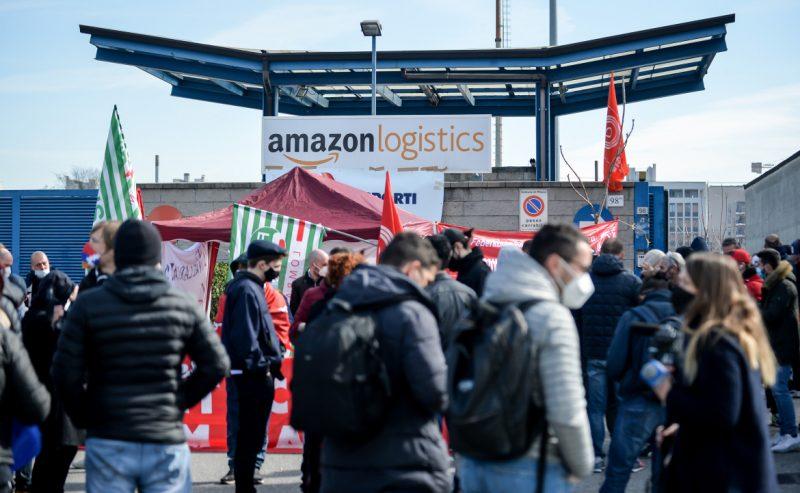 Amazon cede ai sindacati: sì a confronto e delegati