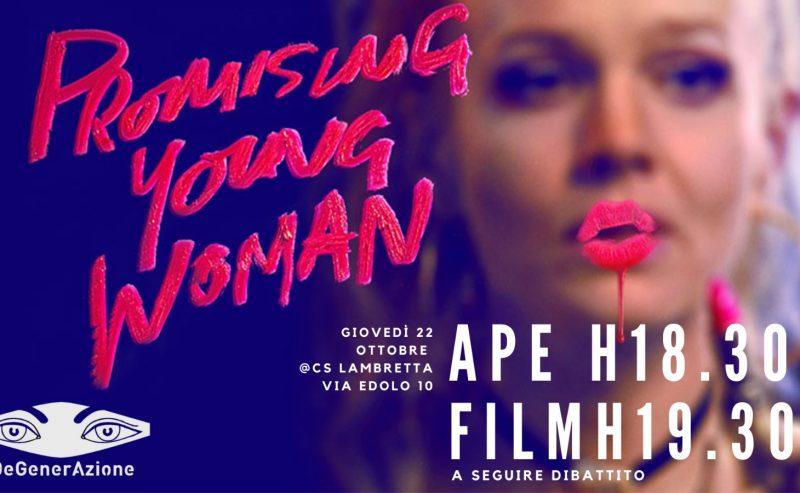 CineFem_Una donna promettente. La cultura dello stupro – 22 ottobre @ Lambretta