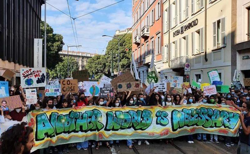 Da Milano a Glasgow, il secondo tempo del movimento per la giustizia climatica