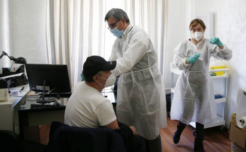 Moratti litiga con i medici di base: «Lavorano poco»