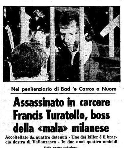 Omicidio Turatello 17 agosto 1981